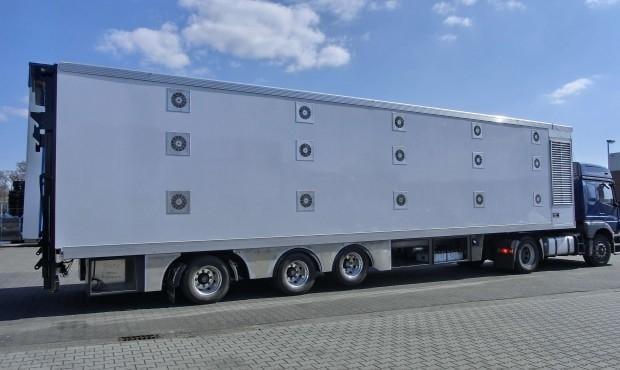 Großviehtransporter