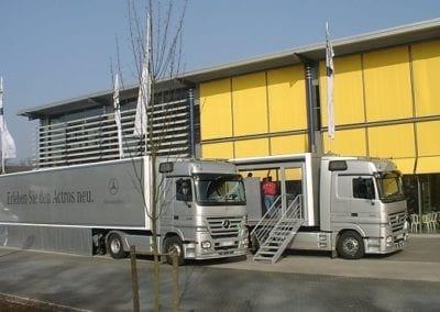 Messefahrzeug – Show Truck