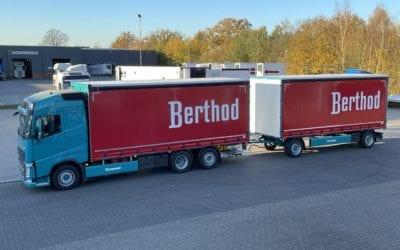 Planendurchladezug für die Schweiz ausgeliefert !