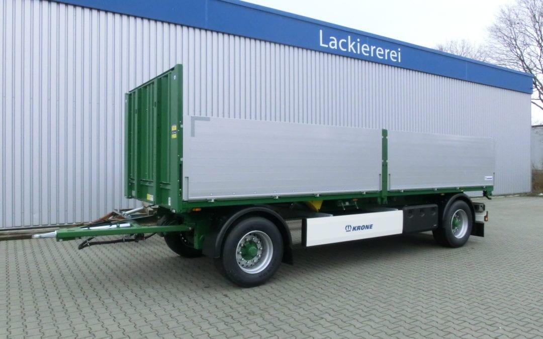 Krone Load Carrier mit AL-Boden